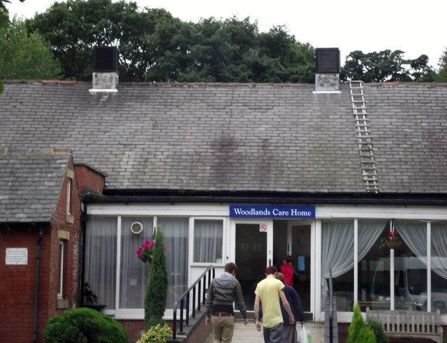 Woodlands Care Home, Sands Lane