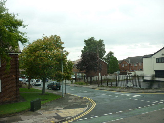 New Street off Bolton Road
