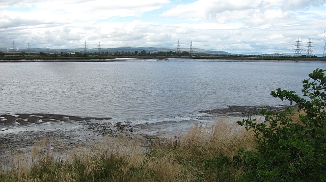River Forth, Alloa