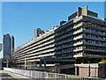 TQ3281 : Barbican, Silk Street (4) by Stephen Richards
