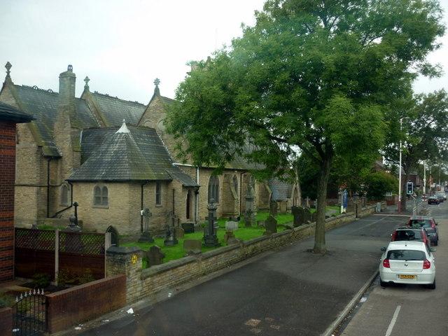 St Stephen, Kearsley Moor