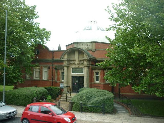 Farnworth Central Library