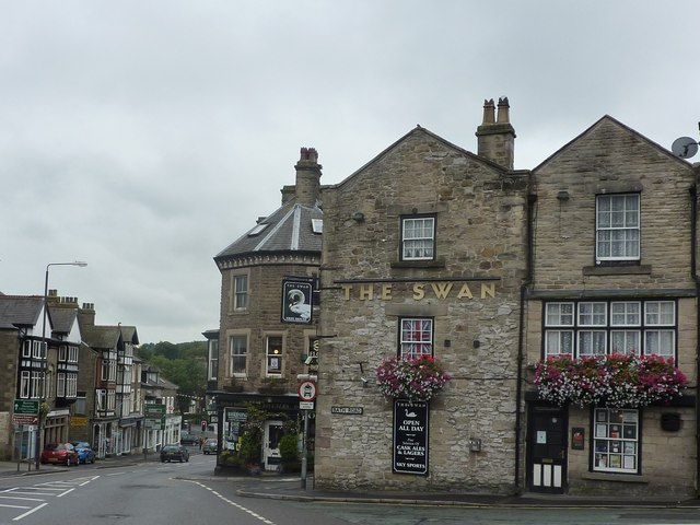 The Swan, Bath Road, Higher Buxton
