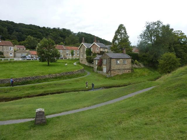 Hutton-le-Hole, North Yorkshire