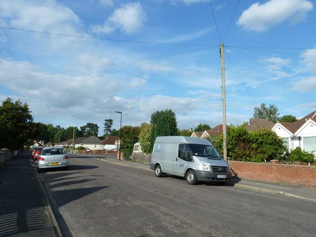 Junction of Maldon and Merridale Roads