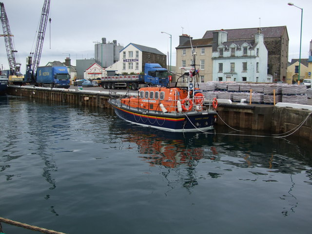 Ramsey IOM lifeboat
