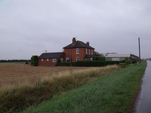 Holme Farm, Thorpe Tilney Drove
