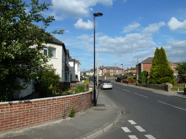 Junction of Merrivale and Sholing Roads