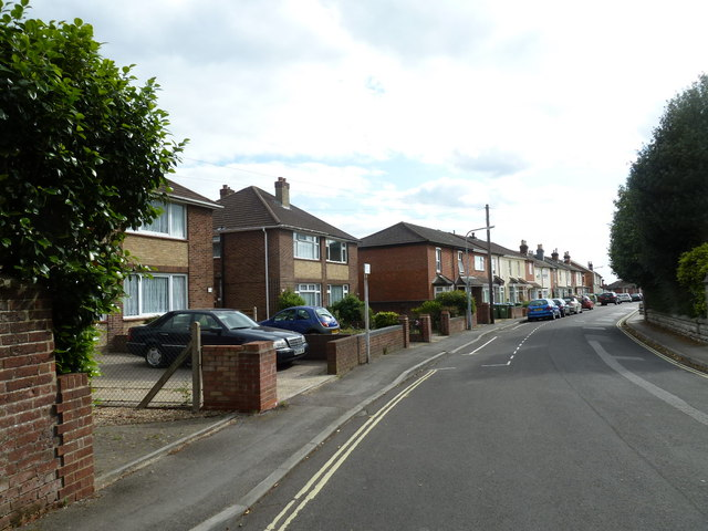 Houses in Church Road