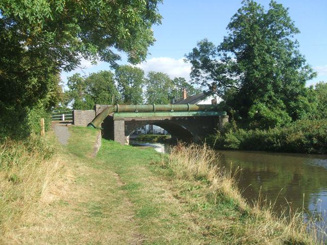 Bridge 72 - Slade Heath Bridge