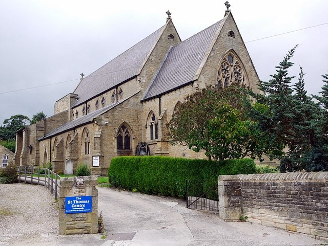 St Thomas of Canterbury Church, Wolsingham