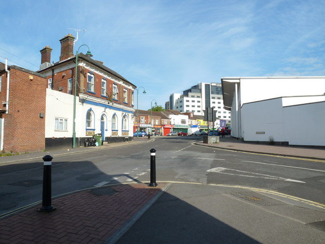 Junction of Brintons Road and Argyle Road