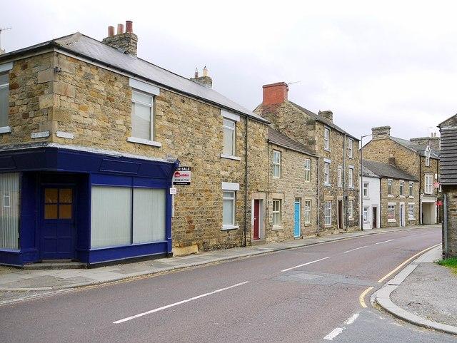 Angate Street, Wolsingham