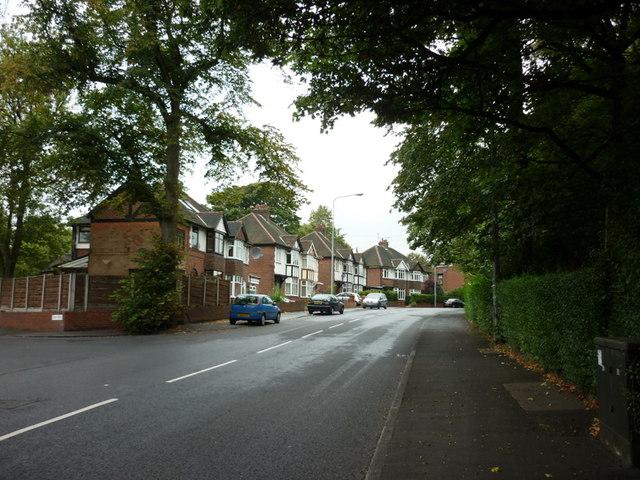 Tudor Avenue, Bolton
