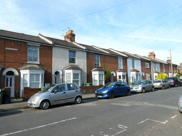 Houses in Argyle Road