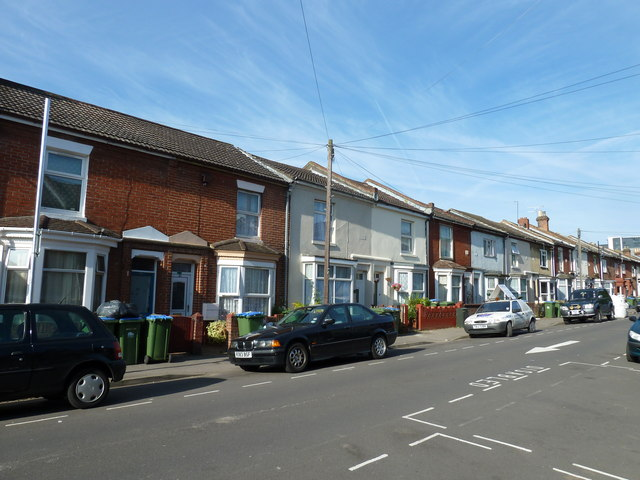Houses in Clovelly Road