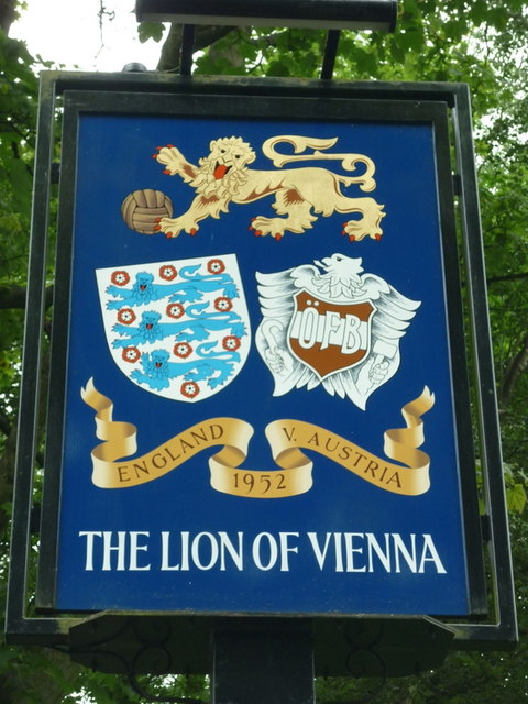 The Lion of Vienna
