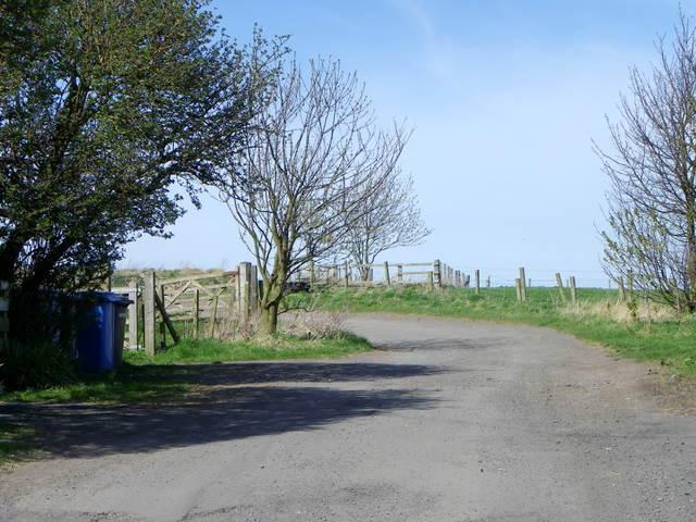 Footpath, Broomhill