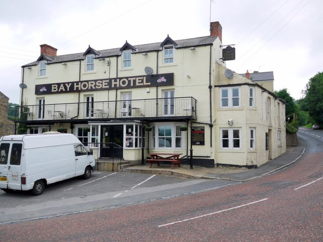 Bay Horse Hotel, Upper Town, Wolsingham