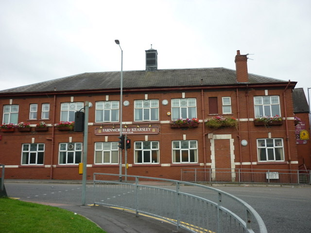 The Farnworth & Kearsley Labour Club