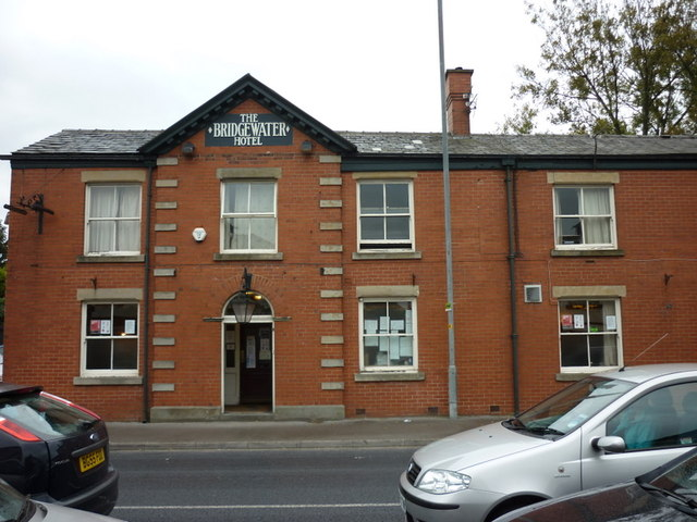 The Bridgewater Hotel on Buckley Lane