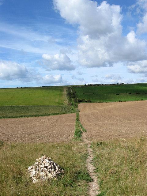 Bridleway, Wick Bottom