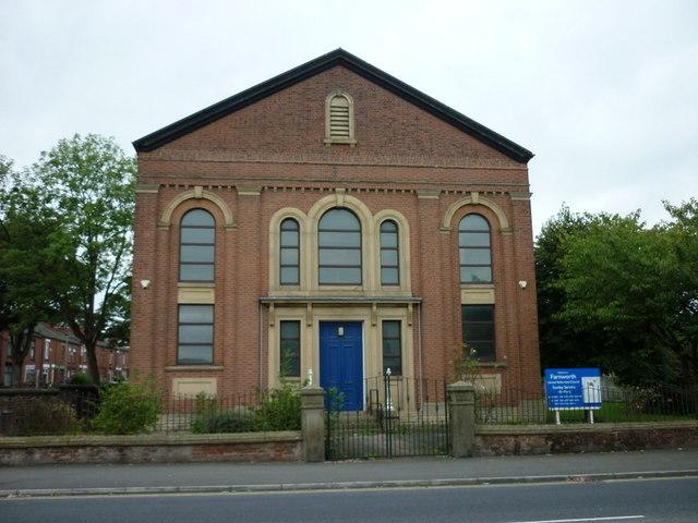 The United Reformed Church, Farnworth