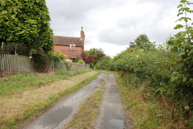 Narrow Country Lane