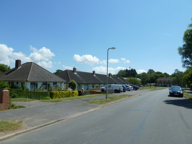 Bungalows in Hillson Drive