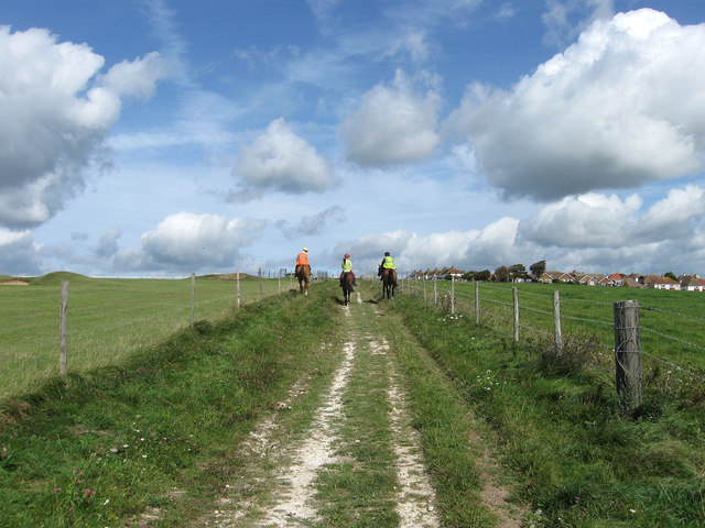Bridleway to Warren Road