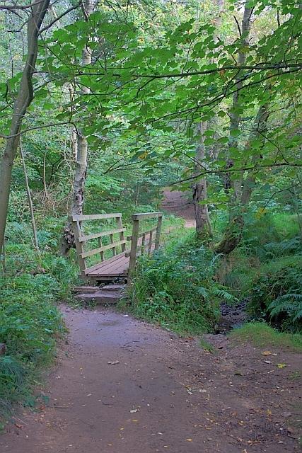 Footbridge, May Beck