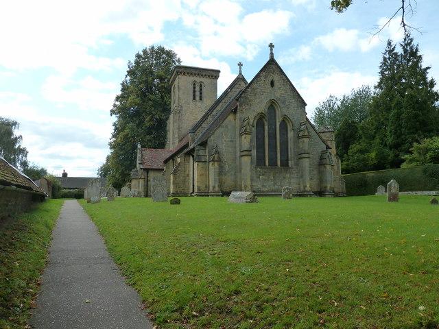 St Mary's Church Iping