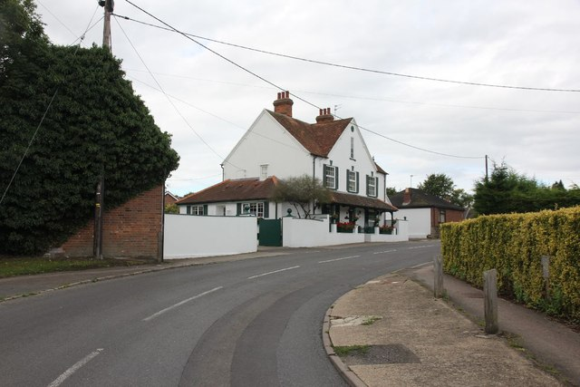 Chequers on the bend