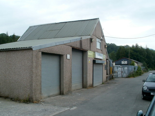 Neath Vale Building & DIY Supplies Ltd, Glynneath