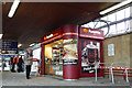 SE1632 : Kiosk at Bradford Interchange station by Phil Champion