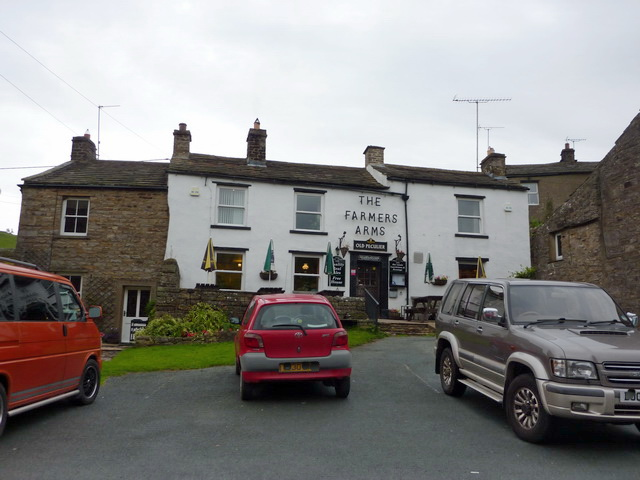 The Farmers Arms, Muker