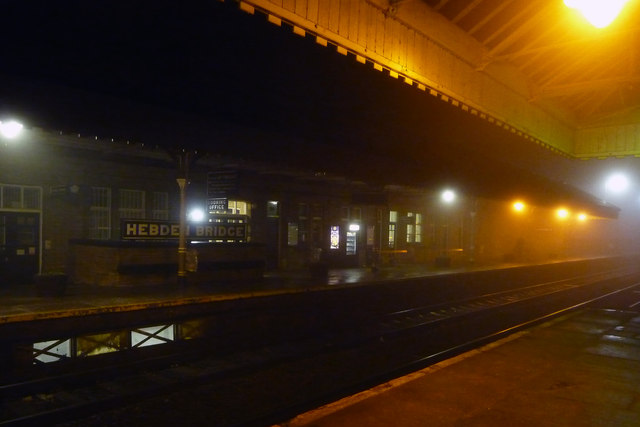 Hebden Bridge station