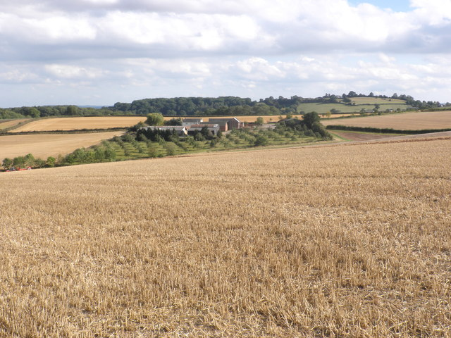 View towards Billingsley