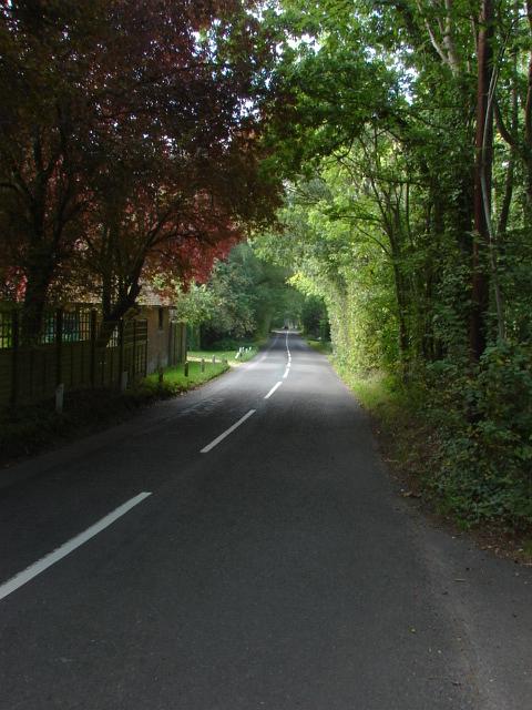 Cobbett Hill Road