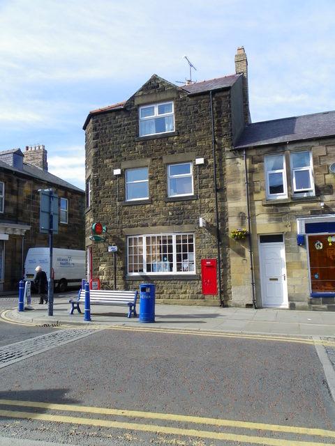 Post Office, Amble