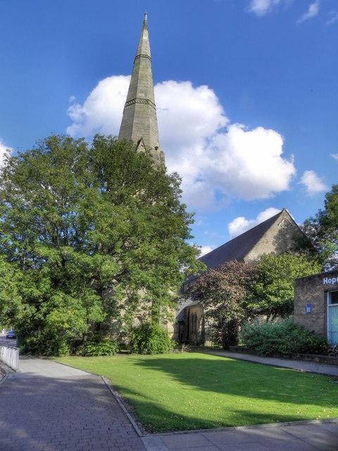 St James' Church, Hope