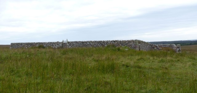 Sheepfold, Kilennan, Islay