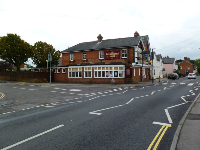 Pennington, The Sportsmans Arms