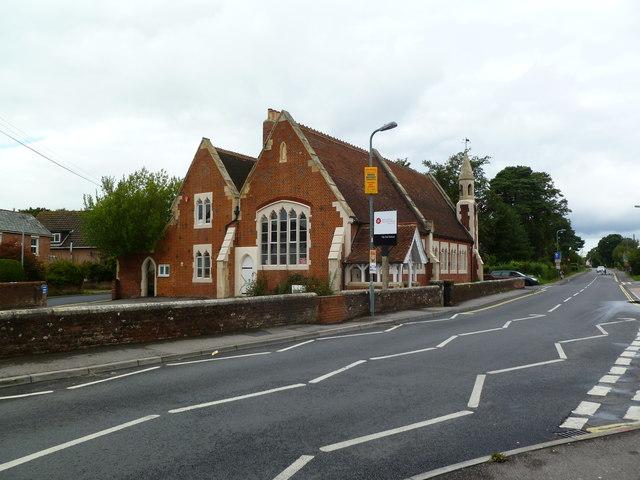 Pennington, The Old School