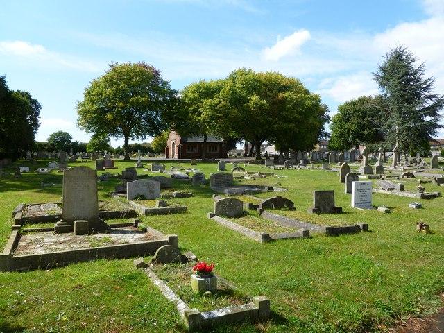 Lymington Cemetery