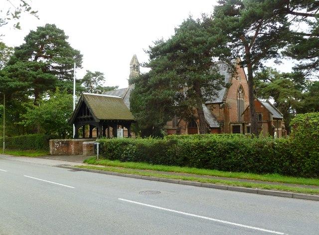 Pennington, St. Mark's Church