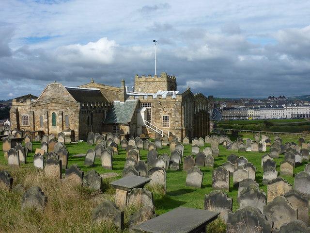 St. Mary's church and churchyard, Whitby