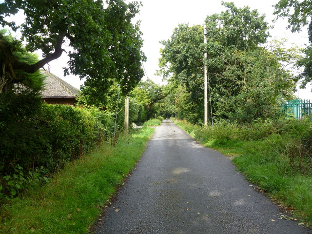 Pennington, Yaldhurst lane