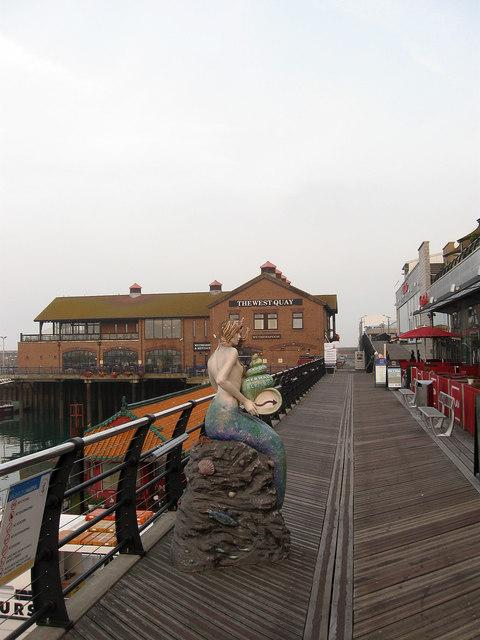 Boardwalk, Brighton Marina