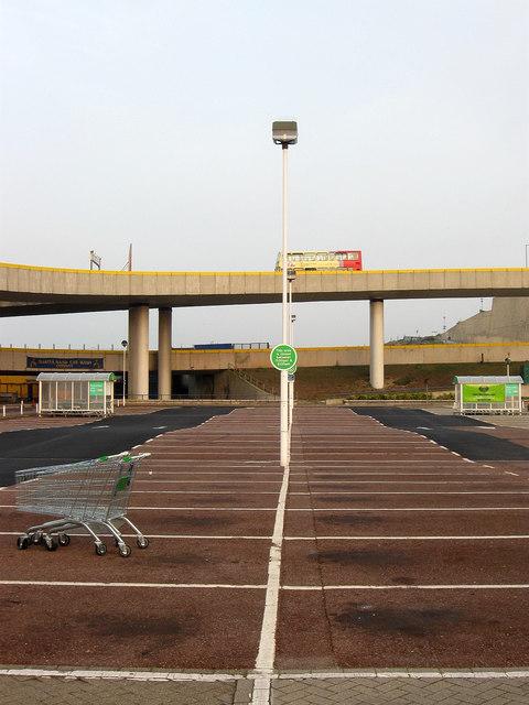 Car Park, ASDA